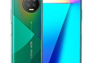 Infinix Note 7 X690B – Dual – 128GB ROM – 6GB RAM – 4G Lte – 6.95'' – 48mp – 5000mAh – Fingerprint – Green