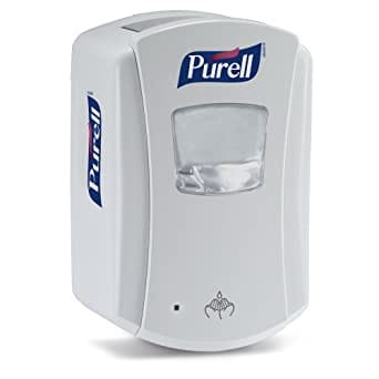 White Dispenser