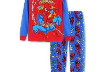 Boys' Spiderman Pyjamas
