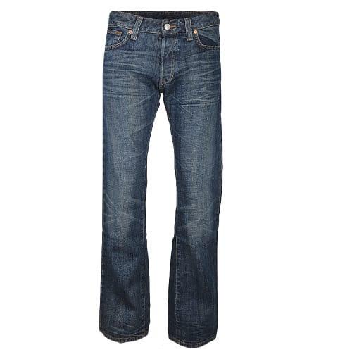 H & M Men's Straight Cut Jeans – Blue