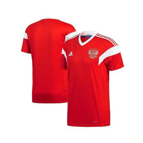 adidas Men's Russia National Team Home Jersey 2018