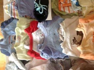 Uk Used Baby's Wear First Grade