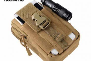 Tactical Pouch Molle Belt Waist Bag