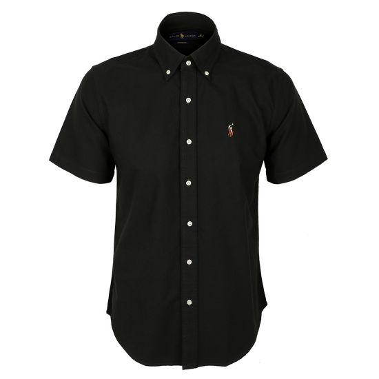 PRL Plain Army Green Custom Shortsleeve Shirt