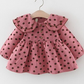 Cute Baby Girl Plain Tops and Colorful Pinafore