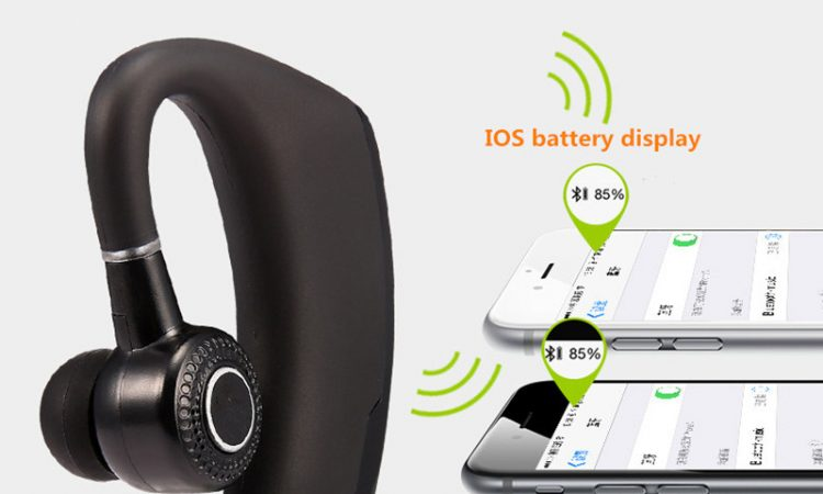 V9 Bluetooth Wireless Earpiece
