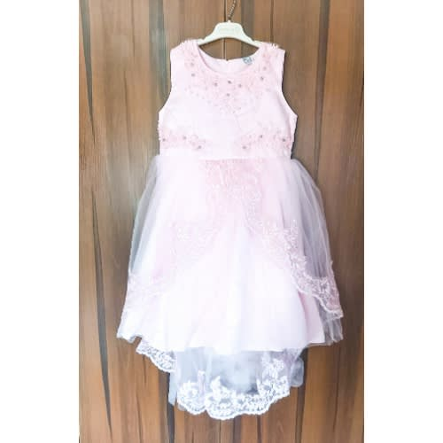 Girl's Ball Dress – Pink