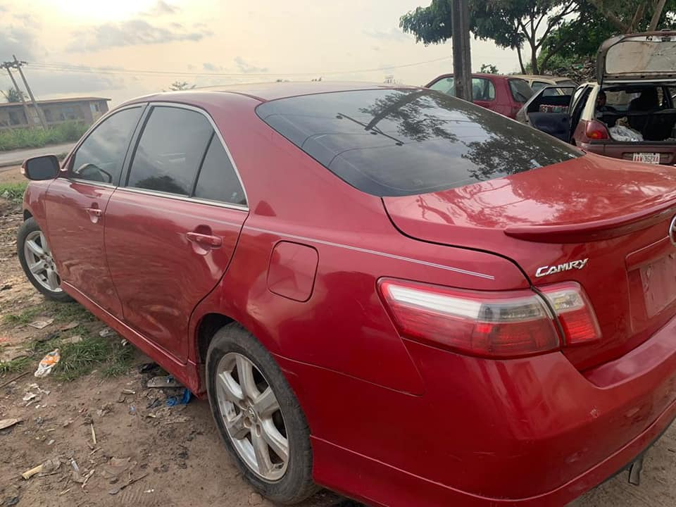 Used Camry