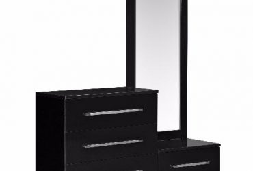 02 Dressing Mirror with Additional Drawers