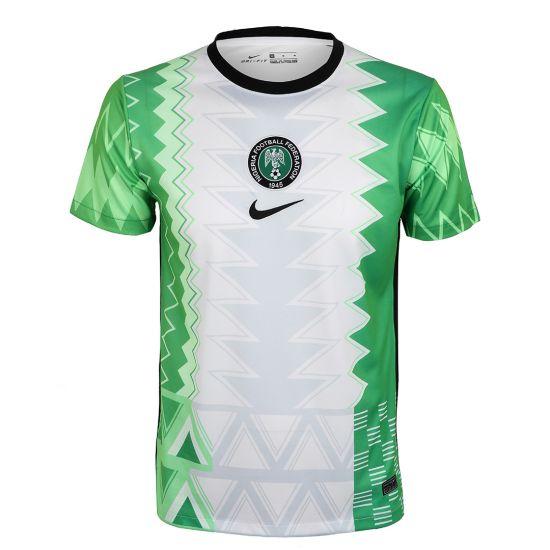 Nigeria 2019-2020 Home Jersey