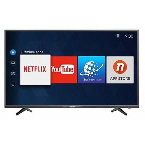 "Hisense 55"" Smart & Satellite Full HD Television"