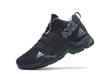Adidas AX2 BREEZE Black Sneaker-BLACK
