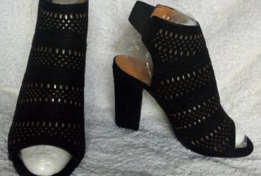 Next Perforated Block Heel Suede Sandal – Black Perforated Block Heel Suede Sandal – Black. Next Perforated Block Heel Suede Sandal – Black ₦8,500 ₦12,000 Quantity: – 1 + Buy Now Product Code: 4366710