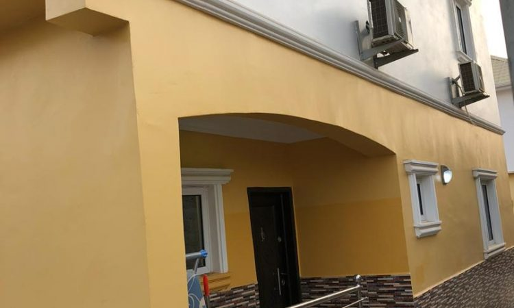 Fully Detached Duplex For Sale at Lugbe , Abuja