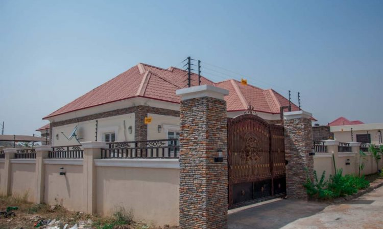 Bungalow For Sale within an Estate , along the Airport Road