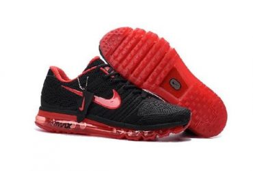 Black Red Nk Max 2017 Shoes