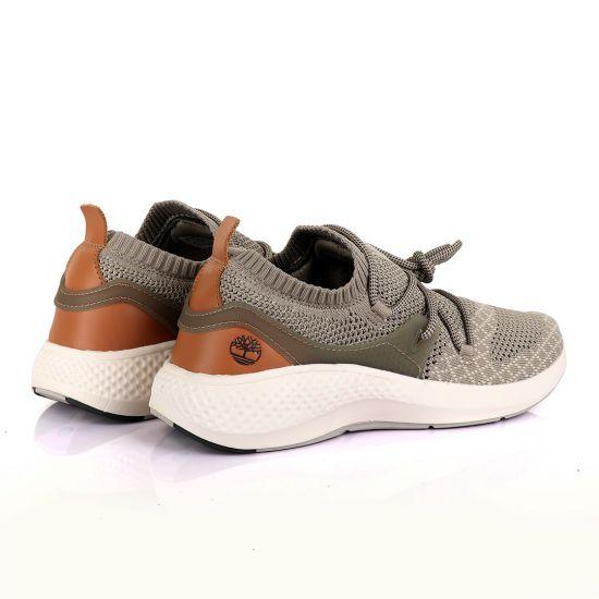 Tim Flyroam Go Knit Wide Aerocore Grey Sneakers