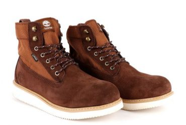 Timberland Icon Roll-Top Coffee Leather Boot