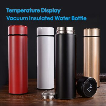 Portable Smart Thermo Insulated Vacuum