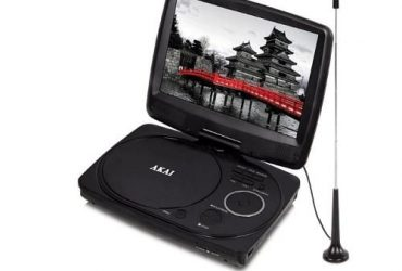 "Akai 10"" Led Portable Dvd Player With Dvb-t Tv Tuner 10"" Led Portable Dvd Player With Dvb-t Tv Tuner. Akai 10"" Led Portable Dvd Player With Dvb-t Tv Tuner ₦23,500 ₦28,000 Quantity: – 1 + Buy Now"