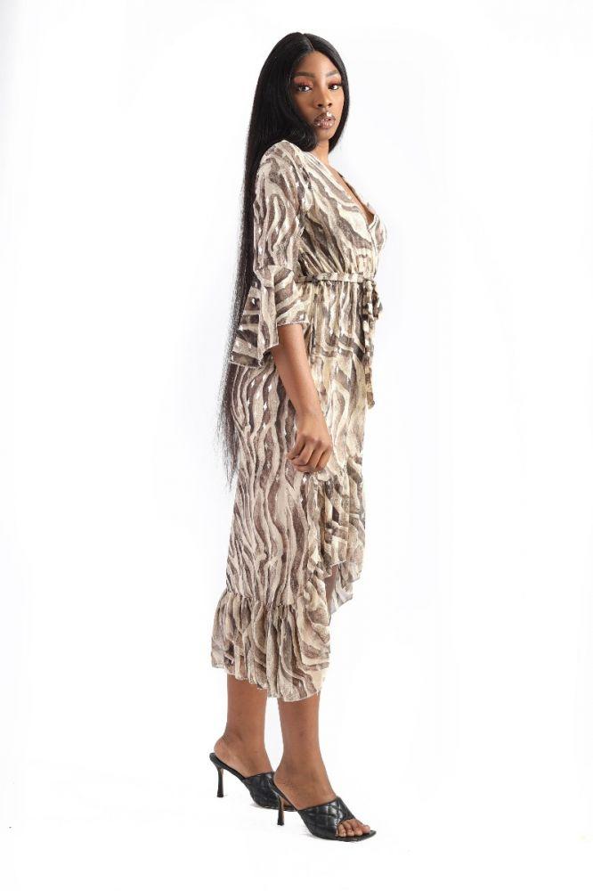 Passion Lyly Wrap Dress