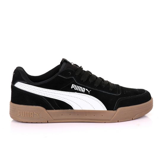 Puma Classic Rs x Toys Black and White Strap Sneakers