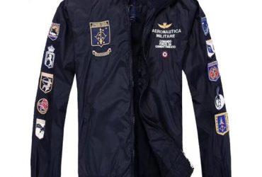 Aeronautica Militare Comando Forze Black Track Jacket