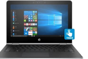 HP Pavilion X360-11m-intel®pentium®silver 2.7 Ghz Burst Frequency 4gb Ram 500gb Hdd,win10