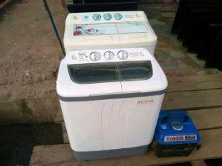 New Nexus Washing Machines