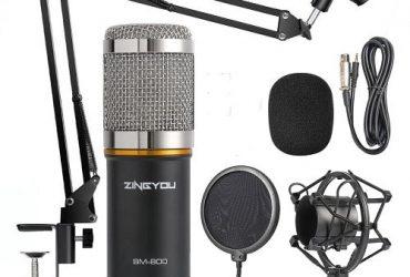 Condenser Microphone Kit