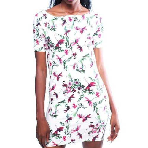 Mini Bodycon Gown