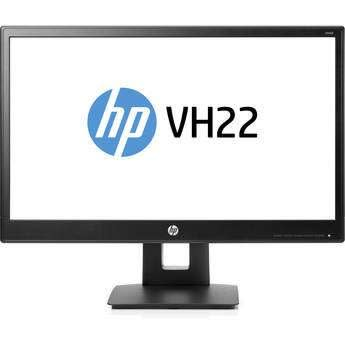 """HP Business Class Vh22 21.5"""" 16:9 Lcd Monitor"""