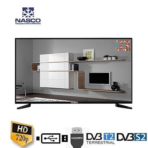 """Nasco 43"""" Digital Satelite Tv"""