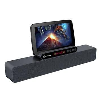 Nr-5017 Tws Connection Soudbar Wireless Bluetooth Speaker – Black