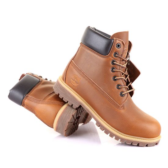 Timberland 6 Classic Deep Brown Boots