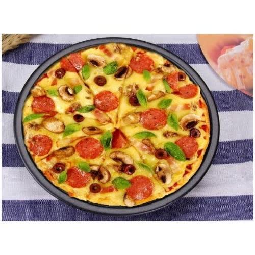 """Pizza Baking Pan – 14"""""""