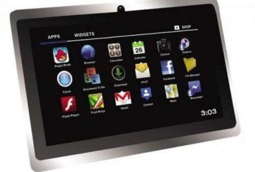 Tablet – 7 Inch,wifi – Silver