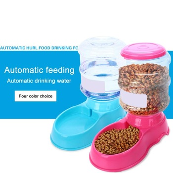 Pet Automatic Feeder & Automatic Drinkers