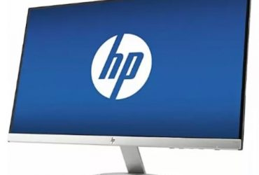 "HP 27es 27"" Ips Led Backlight Display Monitor"