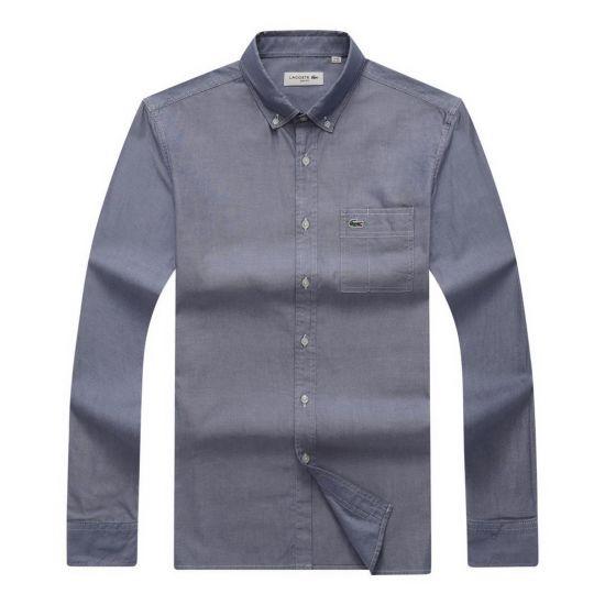 Lacoste Classic Fits Ash Longsleeve Shirt
