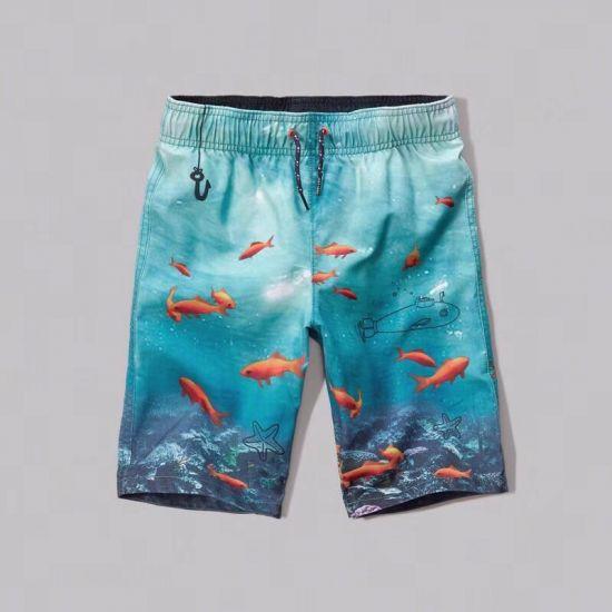 Abercrombie Fitch Classic Swim Shorts Green