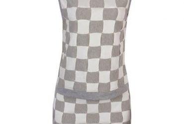 Woven Sleeveless Top And Skirt Set