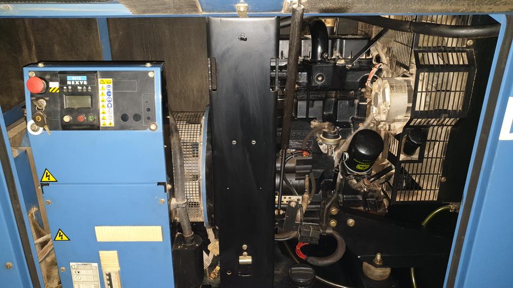 SDMO 40 KVA GENERATOR