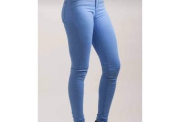 OVS 72D Skinny Stretch Jeans – Light Indigo