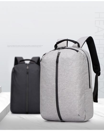 Smart Waterproof Grey Sports Backpack