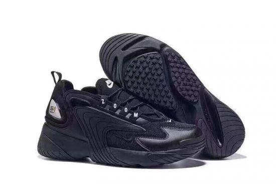 Zoom Winflo All Black Men's Running Sneakers