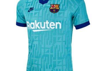 Barcelona 2019-2020 3rd Match Jersey