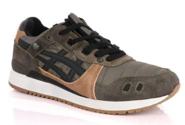Asicstiger Gel – Lyte III Green Brown Men's Sneakers