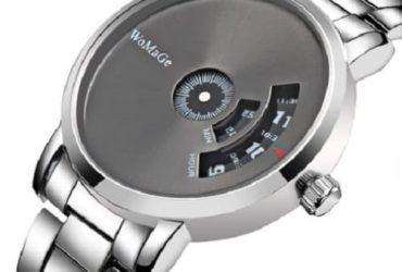 Womage Unisex Stylish Wrist Watch