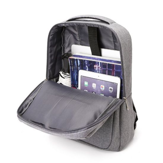 Anti-Theft Smart Backpack & Laptop Outdoor Bags With Large Capacity – Black
